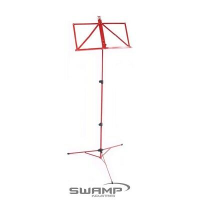 Foldable Music Stand - Sheet Music - RED
