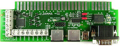 Ultimarc J-Pac Latest Version with USB & VGA Cable *BEST PRICE*  F03