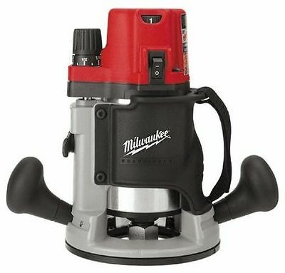 "New Milwaukee 5616-20 ""bodygrip"" Evs 2 1/4 Hp Max  Router Tool  Variable Speed"