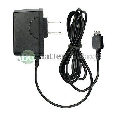 Battery Home Wall AC Charger for LG vx9900 enV enVY LX260 Rumor LX160 Flare