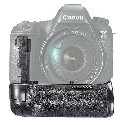 Vertical replacement of BG-E13 Battery Grip for Canon EOS 6D EM#12