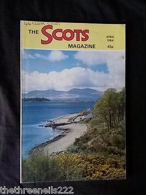 Scotland - The Scots - April 1984 - Mull From North Connel
