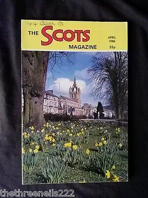 Scotland - The Scots - April 1985 - St Leonards In The Field Church