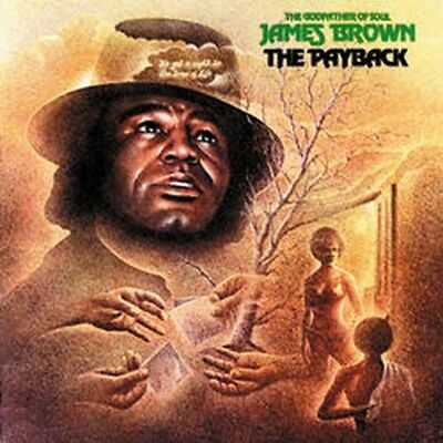 James Brown - The Payback (NEW CD)