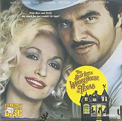 The Best Little Whorehouse in Texas - Soundtrack (NEW CD)