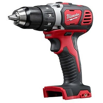 """New Milwaukee 2606-20 M18 18 Volt Cordless 1/2"""" Compact Drill Driver Tool Sale"""