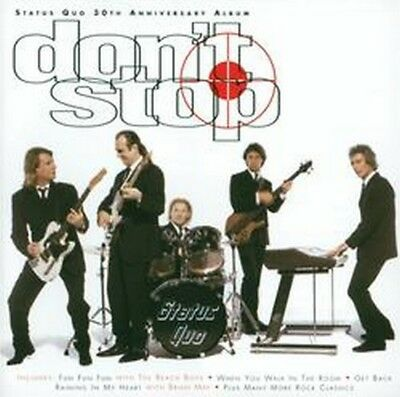Status Quo - Don't Stop (NEW CD)