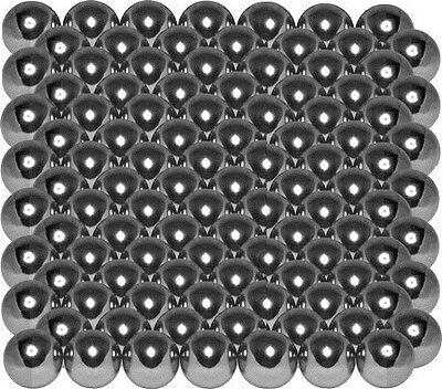 "100 1/16"" Dia. 302 stainless steel bearing balls"