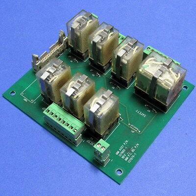 Motoman Safety Relay Board 137727-1
