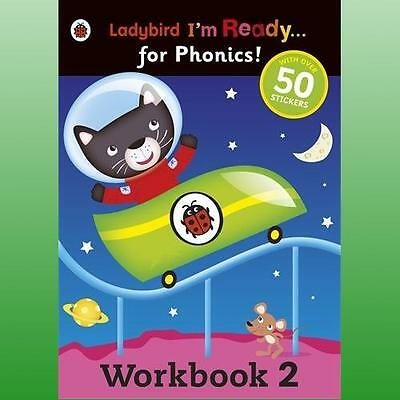 Workbook 2 Ladybird Im Ready for Phonics