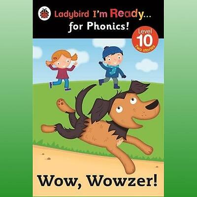 Wow Wowzer Ladybird Im Ready for Phonics Level 10