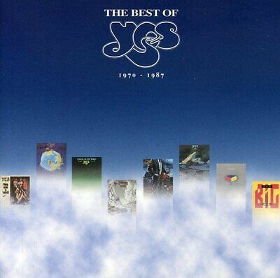 Yes - Best Of: 1970-1987 (NEW CD)