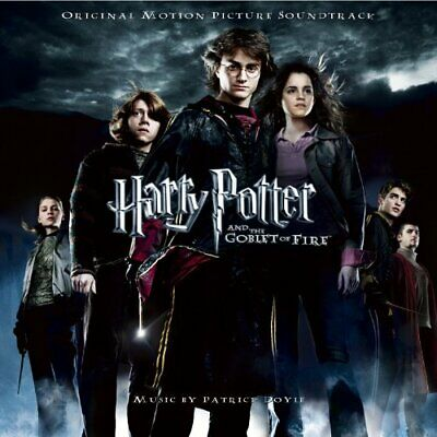 Harry Potter And The Goblet Of Fire - OST (NEW CD)