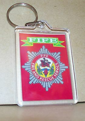 Cambridgeshire Fire and Rescue Service key ring..