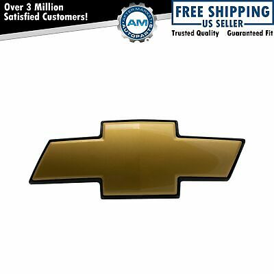 OEM 22830014 Emblem Grille Mounted Bow Tie For Chevy Avalanche Suburban Tahoe