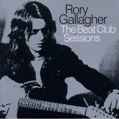 Rory Gallagher - Beat Club Sessions (NEW CD)