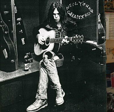 Neil Young - Greatest Hits Very best of  (NEW CD)