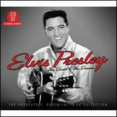 Elvis Presley - The Saint & And The Sinner (NEW 3 x CD)