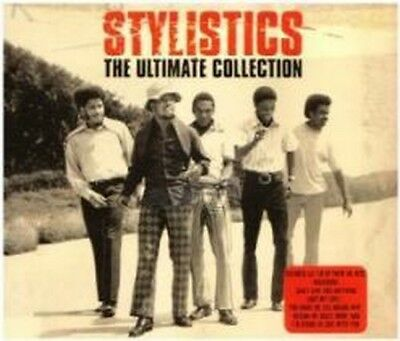Stylistics - The Ultimate Collection (NEW 2CD)
