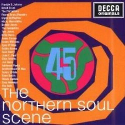 The Northern Soul Scene - Various (NEW CD)