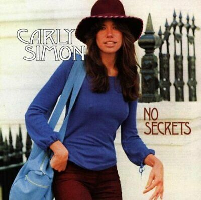 Carly Simon - No Secrets (NEW CD)