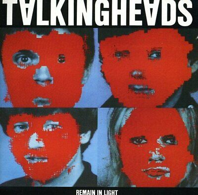 Talking Heads - Remain In The Light (CD+DVDA) (NEW CD)