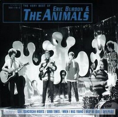 Eric Burdon and The Animals - The Very Best Of (NEW CD)