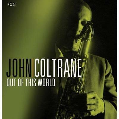 John Coltrane - Out Of This World (NEW 4 x CD)