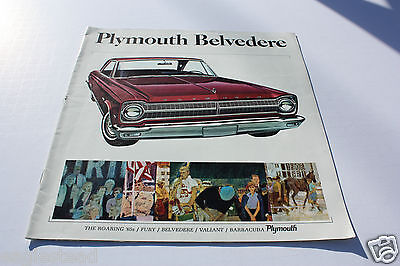 Auto Brochure - Plymouth - Belvedere - 1965 (AB326) - OS