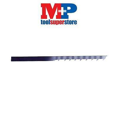 Draper 25504 127mm x 12tpi No 5 Plain End Fretsaw Blades