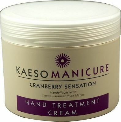 Kaeso Manicure Cranberry Sensation Hand Treatment Cream 450ml