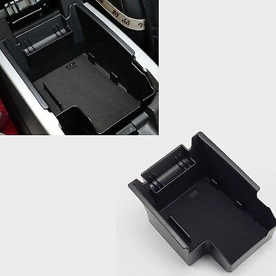 Armrest Box Car Glove Box Secondary Storage for Ford Escape Kuga 2013-2014