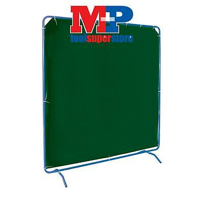 Draper 08170 6' x 6' Welding Curtain with Frame