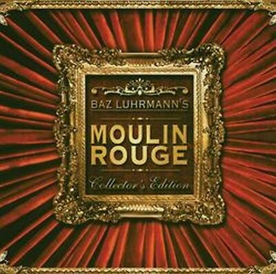 Moulin Rouge Collectors Edition - Soundtrack (NEW 2CD)
