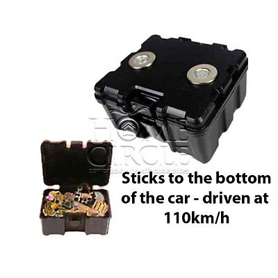 Magnetic Car Truck Safe Hidden Storage Stash Box Compartment Auto Secure