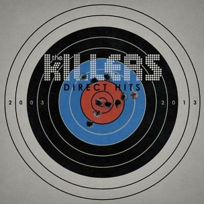 The Killers - Direct Hits (NEW CD)