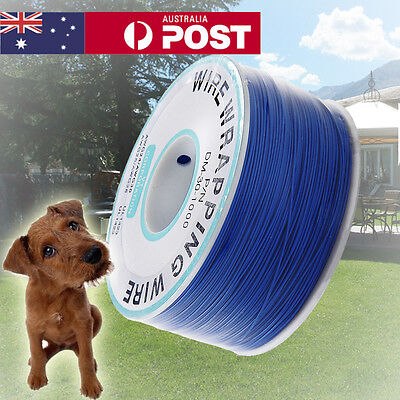 300M Wire for Hidden Underground Electric Pet Dog Fence Fencing System Stubborn