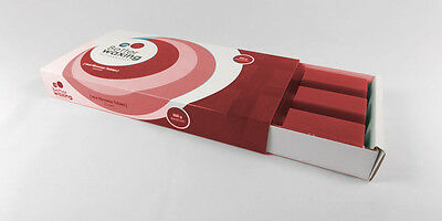 Hair Removal Hot Filmwax Tablet Red for Film Wax by Better Waxing Tech 500g
