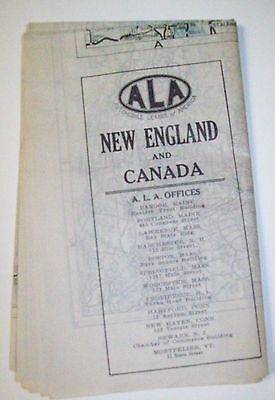 New England And Canada Automobile League Of America A.l.a.