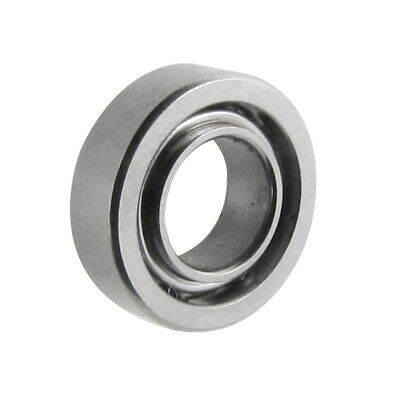 10mm x 5mm x 3mm Deep Groove Ball Bearing Silver Tone for Electric Hammer