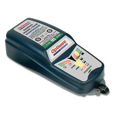 Super B Optimate Lithium Battery Charger - Race/Rally/Motorsport