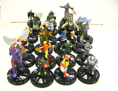 HeroClix -  X-Men Days of Future Past - Komplettset C+UC+R #1-#23