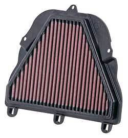 Kn Air Filter (Tb-6706) For Triumph Street Triple, R 2008 - 2010