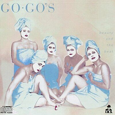 Gogo's - Beauty And The Beat (NEW CD)