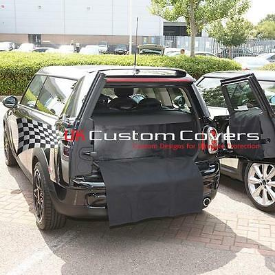 Mini Clubman Floor Removed Tailored Boot Liner Mat Dog Guard 2007-14 099