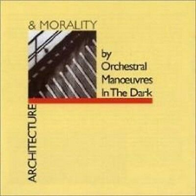 Orchestral Manoeuvres In The Dark - Architecture And Morality (NEW CD)