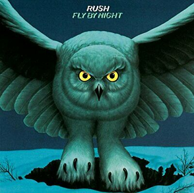 Rush - Fly By Night (NEW CD)