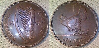 Ireland 1d Penny 1928 to 1968 Choice of coins Discounts up to 40% available