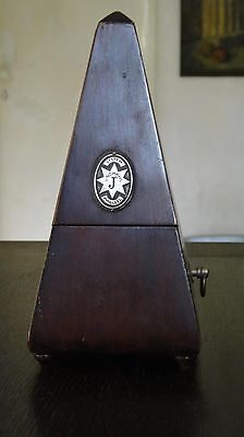 Antique Junghans German Maelzel Metronome Germany