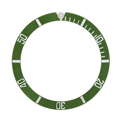 Bezel Insert For 40Mm Invicta 8926C Pro Diver Green Watch Part